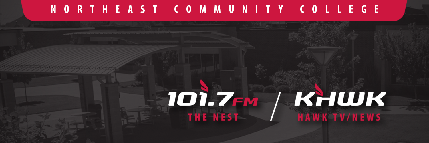 The Official Radio and TV Station of Northeast Community College